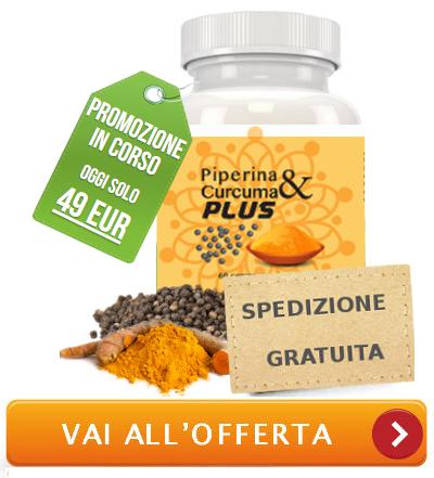 Piperina Curcuma Ingredienti Del Benessere