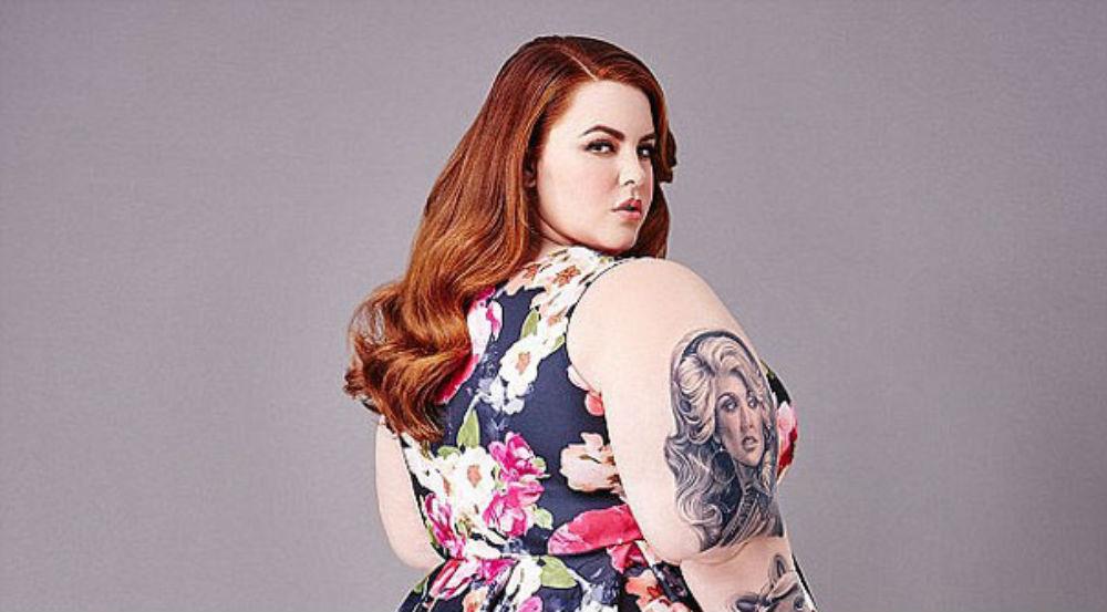 e246030e60dd Il calendario sexy della Top Model obesa spopola sul web  Simbolo di  libertà e anticonformismo